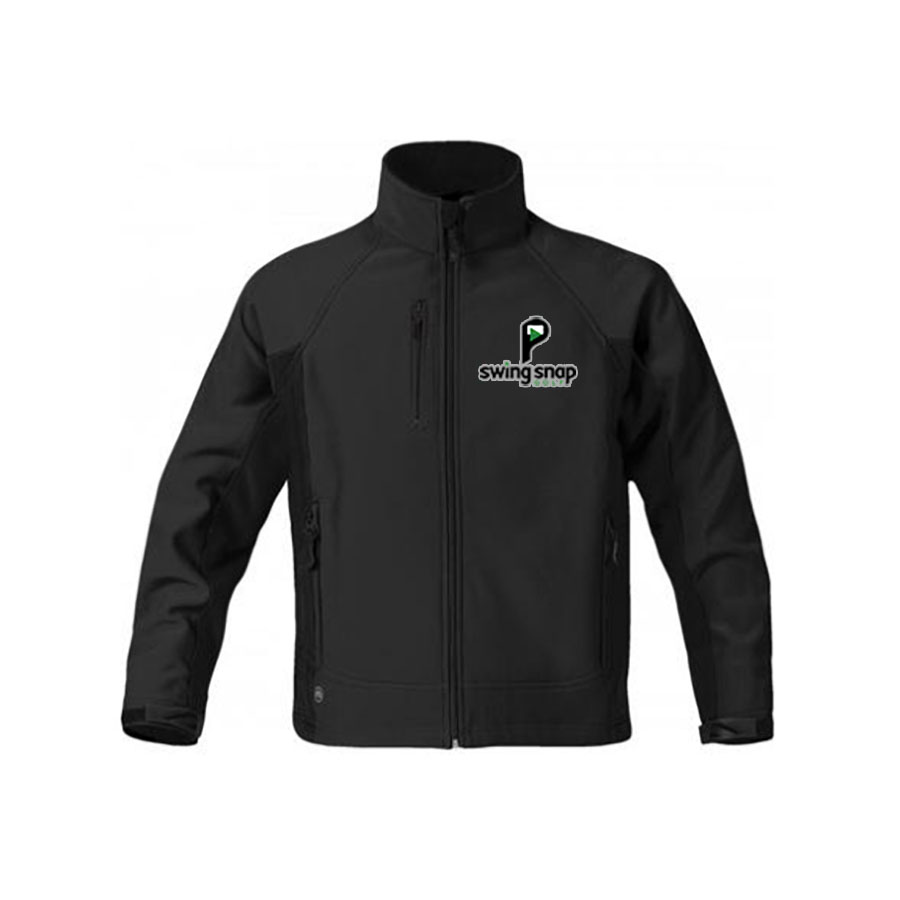Insulated Soft Shell Jacket - Adult