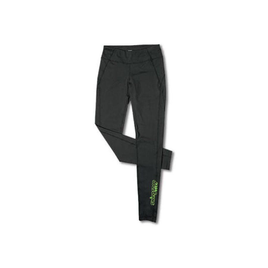 Fitted Yoga Pants - Ladies